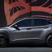 ดำทะมึนมาเลย! Hyundai Kona Night Edition 2021 รุ่นพิเศษสุดคมเข้ม