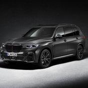 ดาร์กกันให้หนำใจ! BMW X7 Dark Shadow Edition ผลิตน้อยแค่ 500 คัน