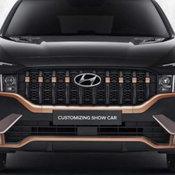 คราบรถแต่ง! Hyundai Santa Fe ฝีมือสุดเฉียบจากทีมงานสำนัก N Performance