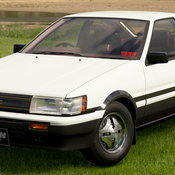 Toyota AE86 : จากตำนานรถส่งเต้าหู้แห่งเขาอากินะ สู่การเป็นรถมือสองราคาแรงในปัจจุบัน