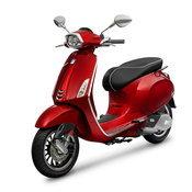 แดงเข้มดั่งชาวโรมัน! Vespa Sprint 150 i-Get ABS สีใหม่ เคาะราคา 132,400 บาท