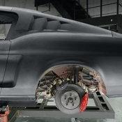 รูปทรงสุดคลาสสิค! Aviar R67 รถยนต์พลังงานไฟฟ้าแดนหมีขาว