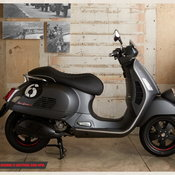 เปิดตัว Vespa Sei Giorni II Edition 300 HPE แรงบันดาลใจจากตำนานในยุค 50s