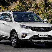 Ford Territory 2020 อเนกประสงค์ที่ผนึกกำลังกับ JMC เตรียมลุยทวีปอเมริกาใต้