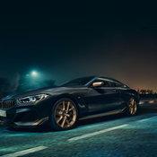 ดำตัดทอง! BMW 8-Series Golden Thunder Edition รุ่นพิเศษเท่สุดในโมงยามนี้