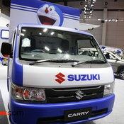 Big Motor Sale 2020 : Suzuki Carry ลายโดราเอมอน เจอะอย่างนี้ใครไม่รักก็บ้าแล้ว!