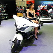 บิ๊กไบค์ Honda - Motor Expo 2014