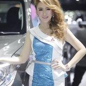 พริตตี้ Motor Expo 2014