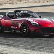 All-new Roadster