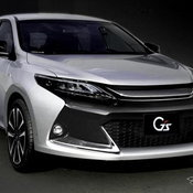 Toyota Harrier G's
