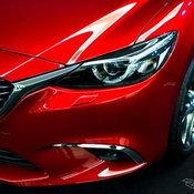 Mazda 6 ไมเนอร์เชนจ์