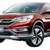 Honda CR-V Minorchange