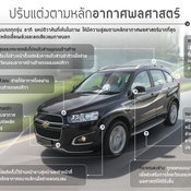 Chevrolet Aerodynamics Testing - Th