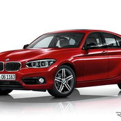BMW 1-Series ไมเนอร์เชนจ์