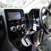 Mitsubishi - Motor Show 2015