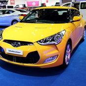 Hyundai - Motor Show 2015