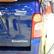 SsangYong - Motor Show 2015