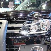 Volkswagen - Motor Show 2015