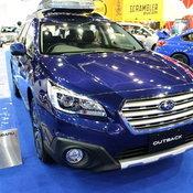 Subaru - Motor Show 2015