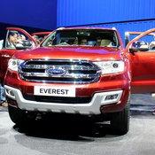 รถค่าย Ford - Motor Show 2015
