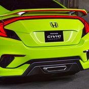 Honda Civic Concept 2016