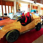 รถผลิตจากปริ๊นเตอร์