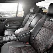 Brabus Startech Range Rover