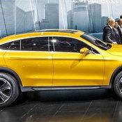 Benz Concept GLC Coupe