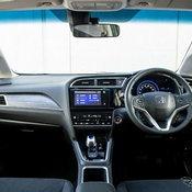 Honda Shuttle 2015