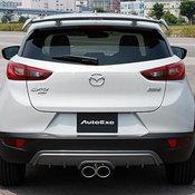 ชุดแต่ง Mazda CX-3