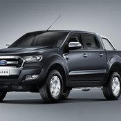 Ford Ranger ไมเนอร์เชนจ์