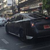 หลุด Toyota Prius 2016
