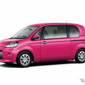 Toyota Porte/Spade