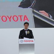 Toyota All New Hilux Export Ceremony_005_resize