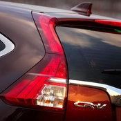Honda CR-V โฉมปัจจุบัน