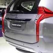 Mitsubishi Pajero Sport 2015