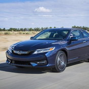 Accord Coupe 2016