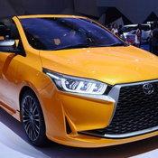 Toyota Yaris Legion