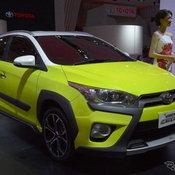 Toyota Yaris Keykers