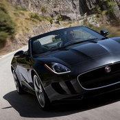 Jaguar F-Type S V6 Convertible