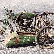 Harley-Davidson 8-Valve Racer
