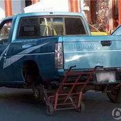 วิธีซ่อมรถแบบแปลกๆ