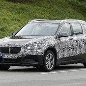 BMW X1 รุ่น 7 ที่นั่ง