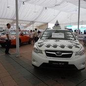 Subaru Car Challenge 2015