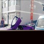 รถนักศึกษาในจีน