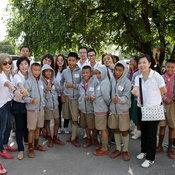 กองทุนฮอนด้าเคียงข้างไทย