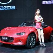 Mazda - Motor Expo 2015