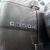 Mercedes-Benz G350d Sport