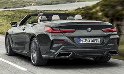 BMW M850i Convertible 2019 ใหม่ เปิดประทุนหรูรุ่นใหญ่เผยโฉมแล้ว