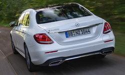 Mercedes-Benz E300de 2019 ใหม่ ขุมพลังดีเซลไฮบริดเสียบปลั๊กขายแล้วที่อังกฤษ